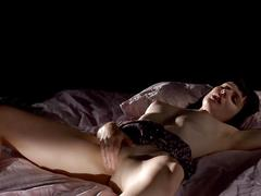Girl masturbating -marina l-