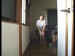 Sexy japanese jeans farts
