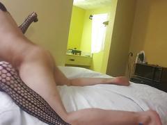 Lingerie hotel sex