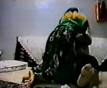 Arabic amateur sexy moroccan  couple having sex