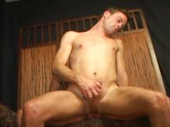 Ultimate bareback anal pounding with horny studs