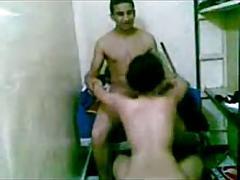Algerian blowjob
