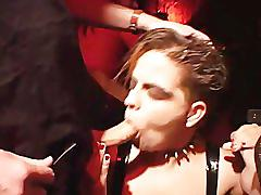 Astro vamps gothic sex horror show - scene 4 - bordello noir