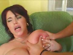 Bbw chubby and huge saggy boobs29