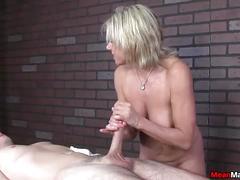 Meanmassage-awesome dominant handjob