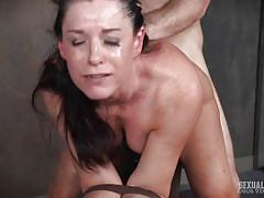 Milf slut india summer exploited by two dudes