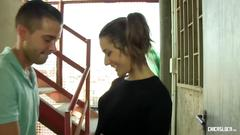 Chicas loca - naughty outdoor sex with spanish babe alexa nasha