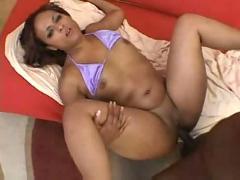 Mya g-bikini booty bounce