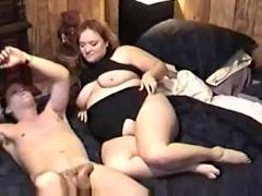 cumshot, hardcore, blowjob, handjob, brunette, pussylicking, hairypussy, fat, pussyfucking
