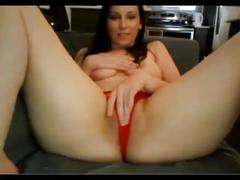 amateur, big tits, masturbation, webcam, masturbate, big boobs, 23yo, cam, shaved pussy, panties, wet panties, legs spread, missionary