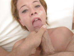 18yo hungarian babe in casting with rocco