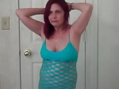 Redhot redhead show 7-2-2017 (lingerie photoshoot pt 1)