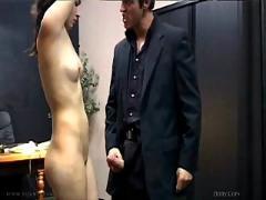 threesome, pussylicking, pussyfucking, bondage, funny, tied