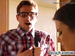 Digitalplayground - nerds episode 4 keisha grey tyler nixon