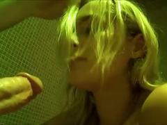 blondes, blowjobs, close-ups