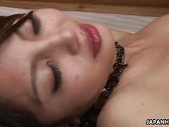 Very cute full lips asian sweetheart gets fucked hard