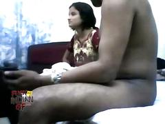 Indian sex scandal mms video of college babe fucked by her professor