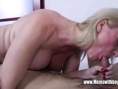 cumshot, fucking, blonde, milf, mature, wife, old, granny, mother, cougar, mama, old-and-young, momswithboys