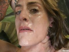 blowjob, brunette, hd, brown hair, deepthroat, face fucking, gagging, sloppy blowjob