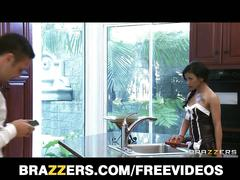 Brazzers - busty blonde darcy tyler blackmails her best frie