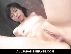 Minami asaka lovely asian chick is fucked  hard