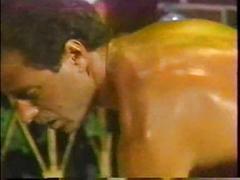 Hot gun (1986) 3/5 rachel ryan, steve drake