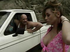 White trash whore 13 - scene 1