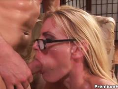 Darryl hanah hot and horny milf