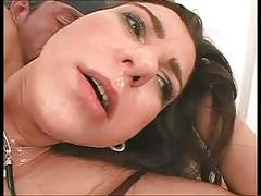 Hot german milf gets assfucked