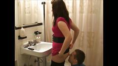 Princess bathroom worship