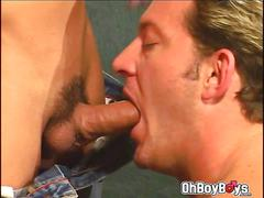 Getting hard anal fuck by a hunk prick