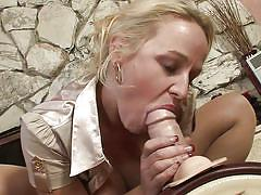 blonde, big tits, mature, solo, stockings, piercing, pussy fingering, dildo sucking, curvy body, anilos, dee siren, dee siren, anilos, anilos cash