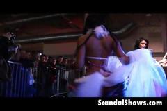 Live sex show footage
