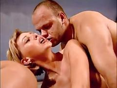 Euro orgy (anal and dp)