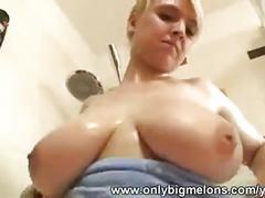 Lucy rose wet big boobs fun