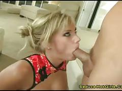 Hot blonde shyla want a dick on her ass