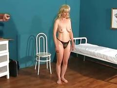 Mature 36yo dancer in nightclub bdsm real casting