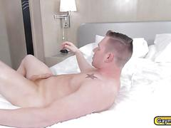 Dennis strokes owens dick and fuck anal