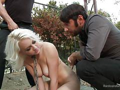 handjob, spanking, torture, outdoor, gangbang, blowjob, fetish, chained, blonde babe, hardcore gangbang, kink, xander corvus, toni ribas, john strong, tommy pistol, alex legend