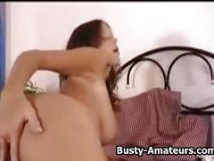 erotic, busty amateurs.com, huge boobs, fingering, busty, brunette, trimmed cunt, landing strip, round booty, orgasm, masturbation, solo, clit rubbing