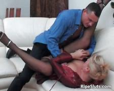 anal, anus, assfuck, blonde, fucking, hardcore, mature, pussy, ripe
