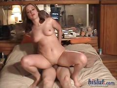 Nadia gets on top