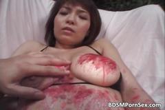 asian, bdsm, bondage, fetish, interracial