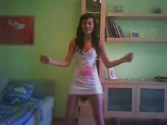 La cubanita bailando reggaeton - el meneo club mix