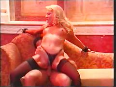 Helen duval and girlfiend having fun with guy