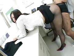 Asian pantyhose worship sex