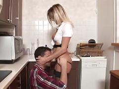 Hot french milf cheating