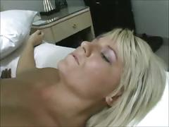 Hot blonde casey gets creampied by bbc