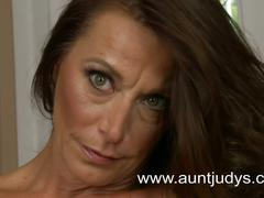 Naughty milf mimi moore is back!