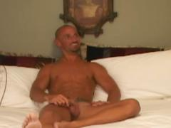 Amazing muscled daddies hardcore anal barebacking